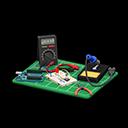 Kit elettronico (Verde)