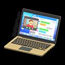 Laptop (Dorato, Chat)