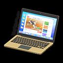 Laptop (Dorato, Internet)