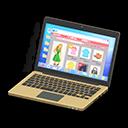 Laptop (Dorato, Shopping online)