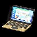 Laptop (Dorato, Statistiche)