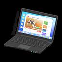 Laptop (Nero, Internet)