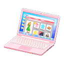 Laptop (Rosa, Shopping online)