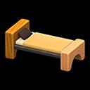 Letto blocchi di legno (Legno misto)