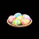 Letto caccia all'uovo