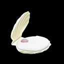 Letto conchiglia (Bianco)