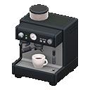 Macchina del caffè (Nero)