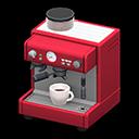 Macchina del caffè (Rosso)