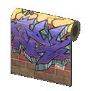 Muro arte urbana