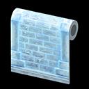 Muro ghiaccio