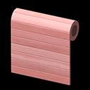 Muro legno rosa
