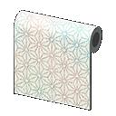 Muro tessuto crêpe