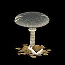 Ombrellone fungo (Fungo strano)