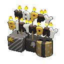 Ornamento di compleanno (Elegante)