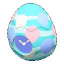 Orologio caccia all'uovo