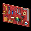 Pannello degli attrezzi (Rosso)