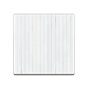 Pavimento dipinto bianco
