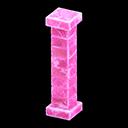 Pilastro iceberg (Rosa ghiaccio)