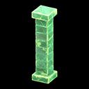 Pilastro iceberg (Verde ghiaccio)