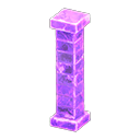 Pilastro iceberg (Viola ghiaccio)