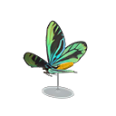 Replica XL farfalla regina A.