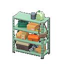Scaffale attrezzi (Verde)