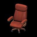 Sedia da presidente (Marrone)
