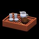 Servizio da tè classico (Semplice)