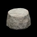 Sgabello di pietra