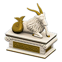 Statua Capricorno