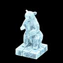 Statua iceberg (Ghiaccio)