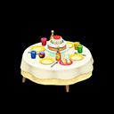 Tavolo di compleanno (Variopinto)