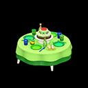 Tavolo di compleanno (Verde)
