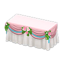 Tavolo d'onore nuziale (Adorabile)