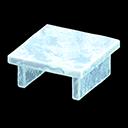 Tavolo iceberg (Ghiaccio)