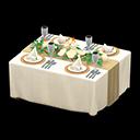 Tavolo nuziale (Chic)