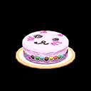 Torta casalinga di mamma (Gatto)