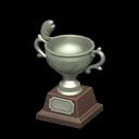 Trofeo di pesca d'argento