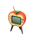 TV mela (Mela rossa)