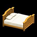 Vecchio letto (Naturale)