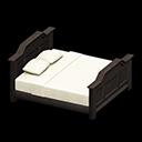 Vecchio letto (Nero)
