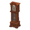 Vecchio orologio (Marrone)