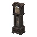 Vecchio orologio (Nero)