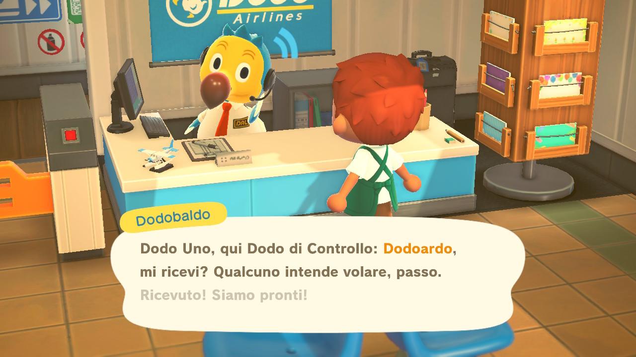 Il dialogo con Dodobaldo 9