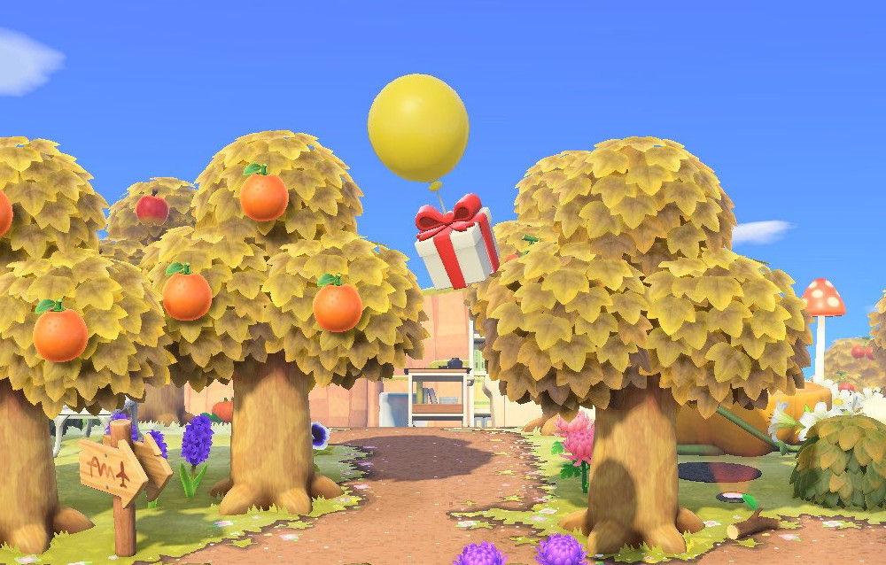 Tutti i palloncini presenti in Animal Crossing: New Horizons