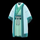 Abito imperiale (Verde)