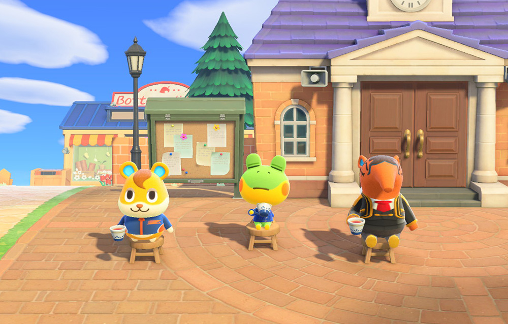 Tutti gli abitanti presenti in Animal Crossing: New Horizons