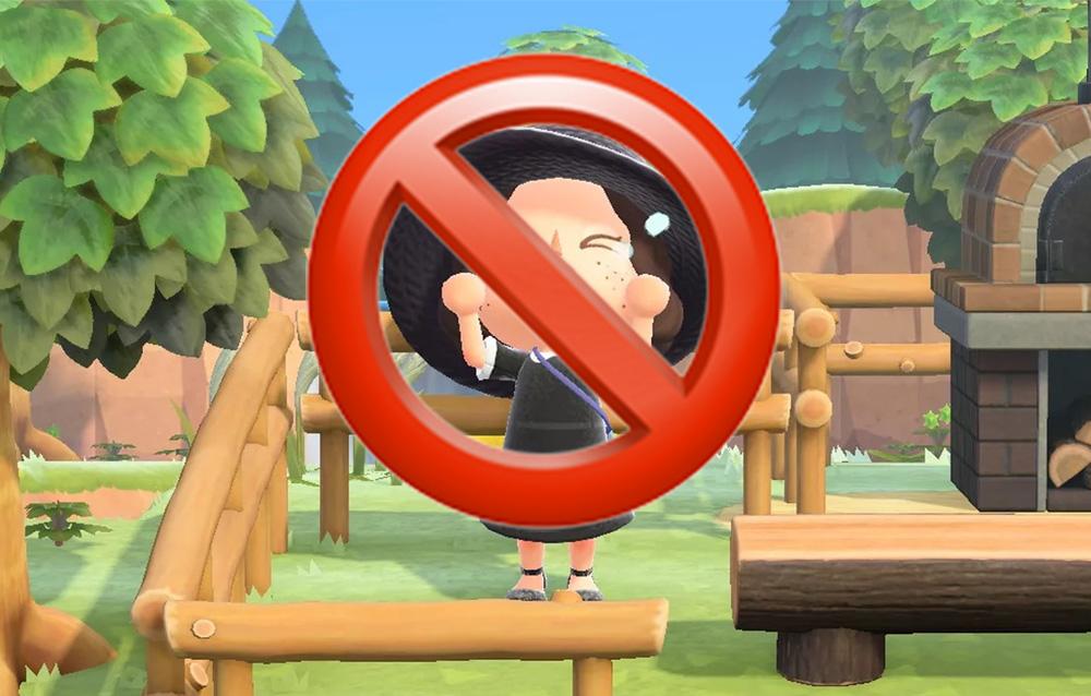 Animal Crossing: New Horizons, tutti gli oggetti ottenuti tramite hack sono stati rimossi con l'aggiornamento autunnale!