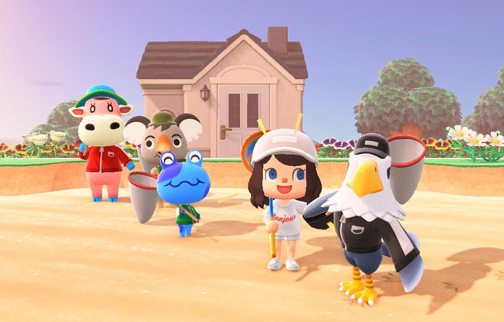Tutta la fauna presente nel mese di luglio in Animal Crossing: New Horizons