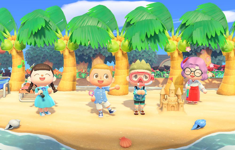 Calendario mese per mese di tutti gli insetti, pesci e creature marine presenti in Animal Crossing: New Horizons